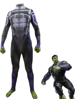 Avengers 4 Hulk Cosplay Costume Marvel Cosplay Costume