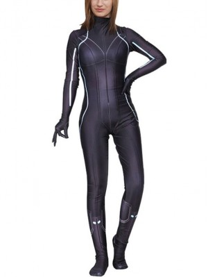 Black Widow Cosplay Costume Marvel Cosplay Costume Tight Bodysuit