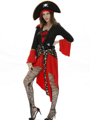 Sexy Women Pirate Cosplay Costume Halloween Cosplay Costume