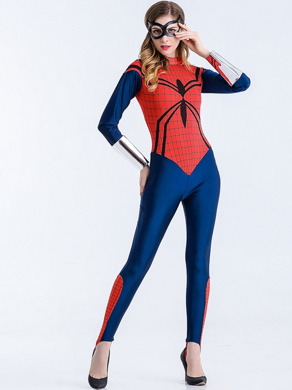 Women's Spider-Man Cosplay Costume Marvel Cosplay Costume