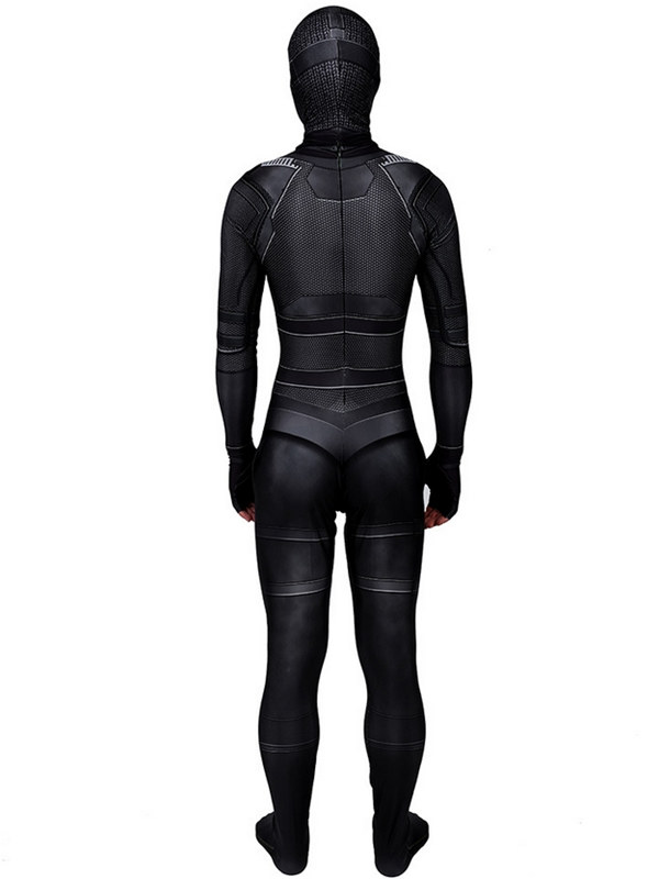 Spider-Man Far From Home Cosplay Stealth Suit Marvel Cosplay Costume