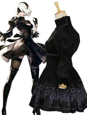 NieR Automata YoRHa No. 2 Type B Cosplay Costume Game Cosplay Costume