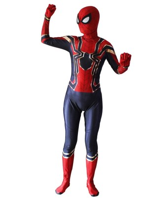 Homecoming Iron Spider Man Cosplay Costume Marvel Cosplay Costume