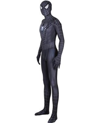Halloween Black Venom Spider Man Cosplay Costume Marvel Cosplay Costume