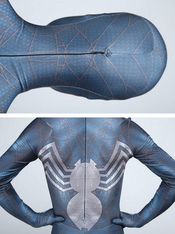 Venom Spider Man Cosplay Costume Marvel Cosplay Costume