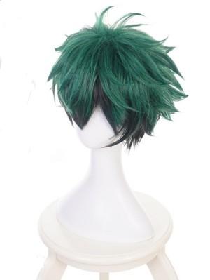 My Hero Academia Midoriya Izuku Deku Cosplay Wig Anime Cosplay Wig