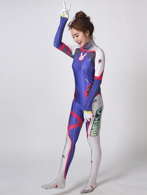 Overwatch DVA Cosplay Costume Game Cosplay Costume