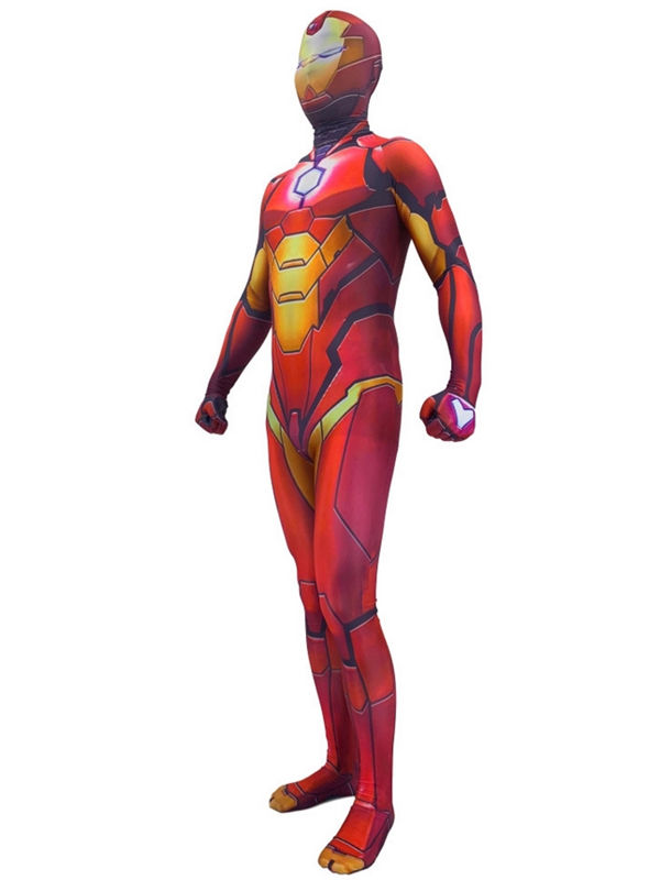 Avengers Endgame Iron Man Cosplay Costume Marvel Cosplay Costume
