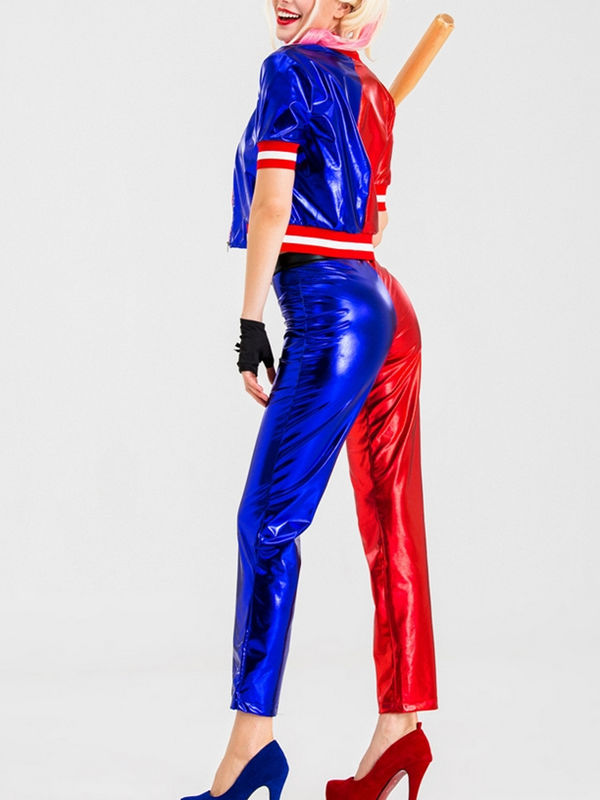 Suicide Squad Harley Quinn Costume DC Cosplay Costume