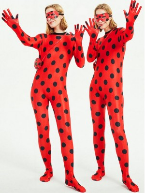 Miraculous Ladybug Cosplay Costume Anime Cosplay Costume