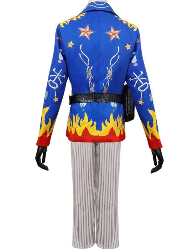 DC Cosplay Costume Harley Quinn Birds of Prey Costume