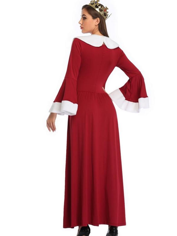 Women's Queen Cosplay Costume For Christmas Halloween