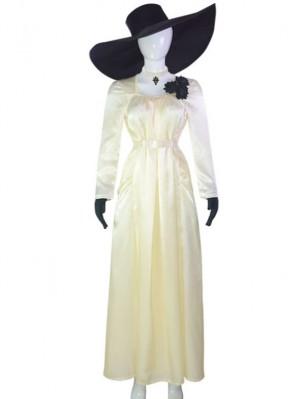 Resident Evil Village Alcina Dimitrescu Cosplay Costume