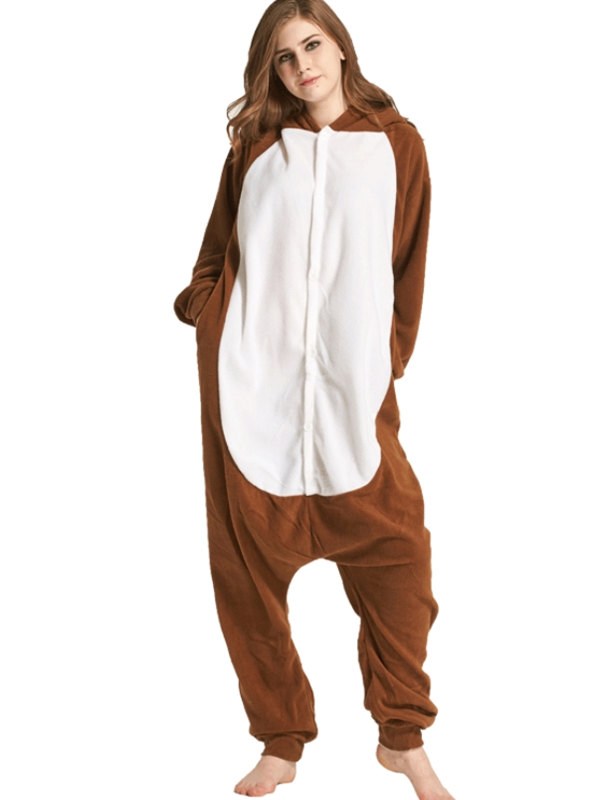 Adult Baboon Onesie Pajamas Animal Onesie For Couple