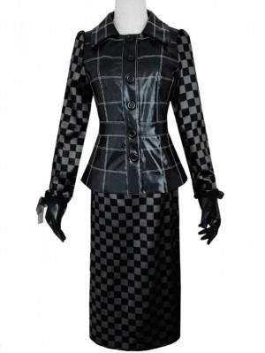 2021 Cruella Cosplay Costume Adult Halloween Costume