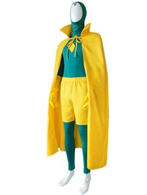 Wanda Vision Cosplay Costume Halloween Vision Costume