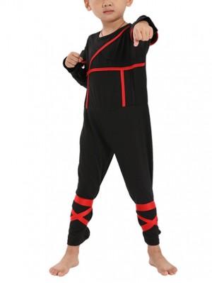 Child Ninja Cosplay Costume Halloween Children's Costume