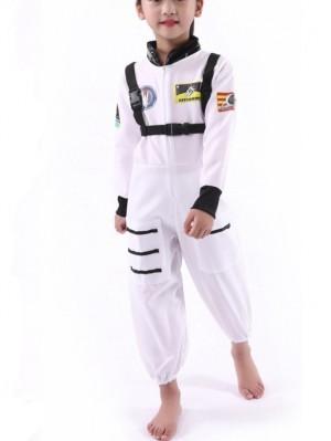 Children's Astronaut Cosplay Costume Halloween Costume
