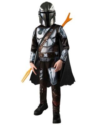 Children's Mandalorian Cosplay Costume Halloween Costume