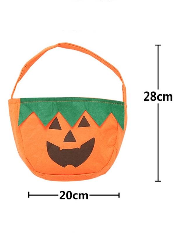 Children's Halloween Pumpkin Costume