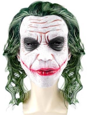 Halloween Latex Mask Movie Joker Cosplay Mask