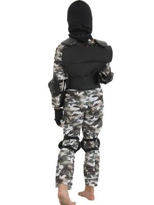 SWAT Elite Cosplay Halloween Costume For Children