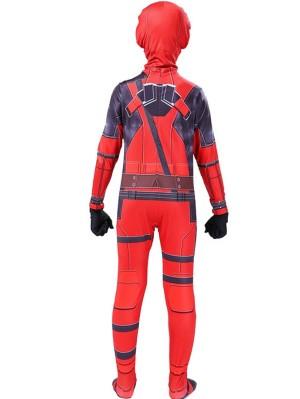 Halloween Costume Deadpool Cosplay Costume For Children