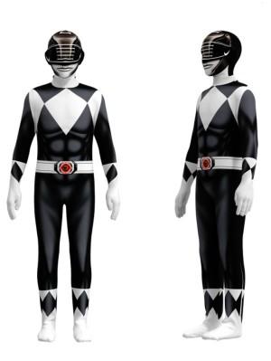 Halloween Cosplay Costume Power Rangers Cosplay Zentai Costume