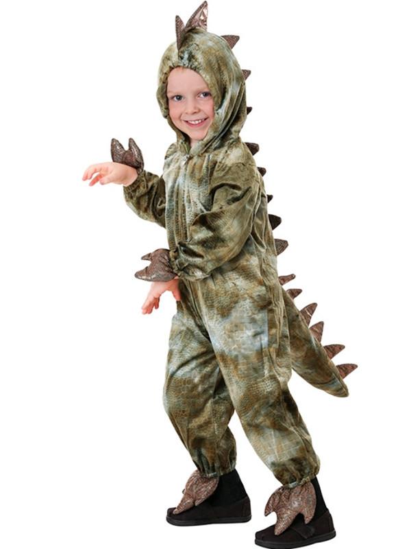 Children's Dinosaur Costume Kids Tyrannosaurus Rex Cosplay Costume