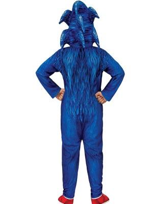 Children's Sonic Costume Kids Cosplay Costume