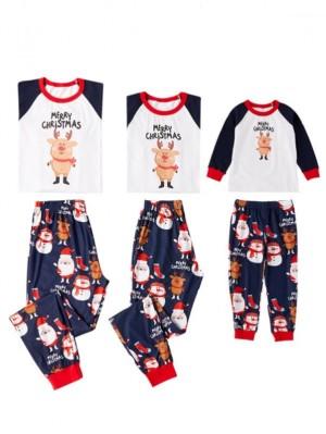Christmas Jammies Little Elk Print Christmas Pajamas Matching Family
