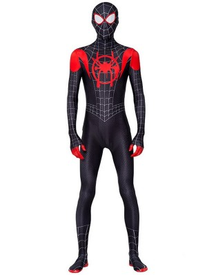 Miles Morales Spider-Man Cosplay Costume Marvel Cosplay Costume