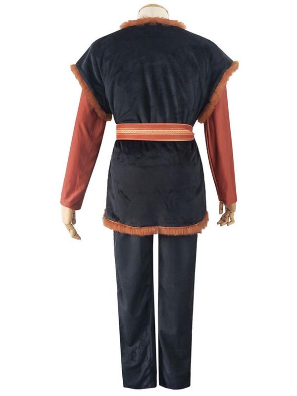 Adult Frozen 2 Kristoff Cosplay Costume