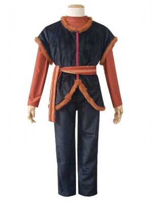 Adult Frozen 2 Kristoff Cosplay Costume
