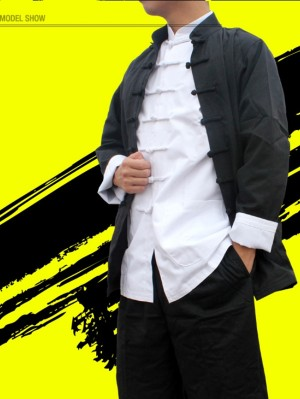 Fist of Fury Bruce Lee Cosplay Costume Martial Arts Costume