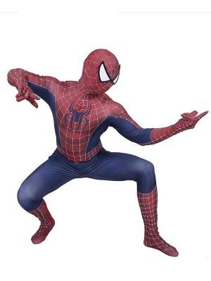 Classic Tobey Spider Man Cosplay Costume Sam Raimi Spider Man Costume