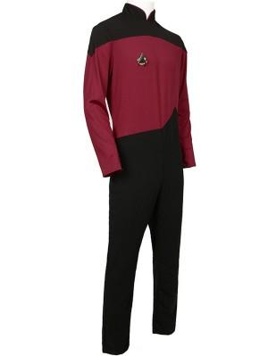Star Trek TNG Captain Cosplay Costume Halloween Costume