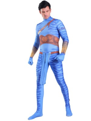 Men's AVATAR Jake Sully Cosplay Costume Movie Cosplay Costume