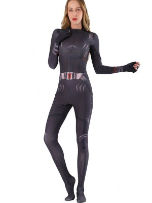 Black Widow Cosplay Costume For Adult And Kid Marvel Costume