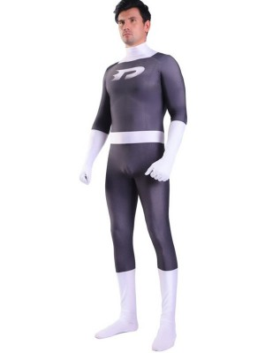Cartoon Danny Phantom Cosplay Costume For Adult And Kid