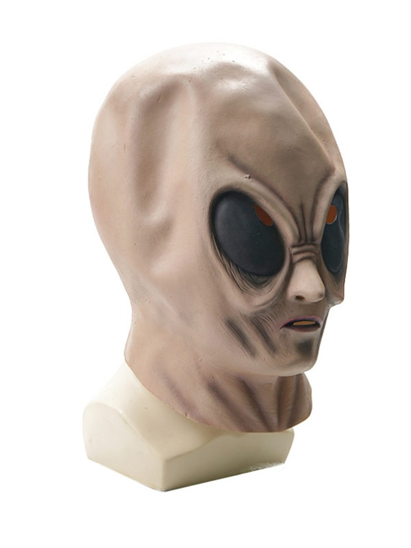 The Extra-Terrestrial Mask Halloween Latex Mask