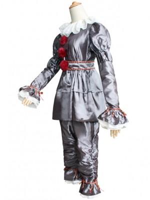 Halloween Pennywise Cosplay Costume Stephen King's It Costume
