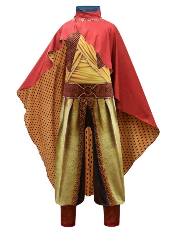 Raya and The Last Dragon Cosplay Costume Halloween Costume