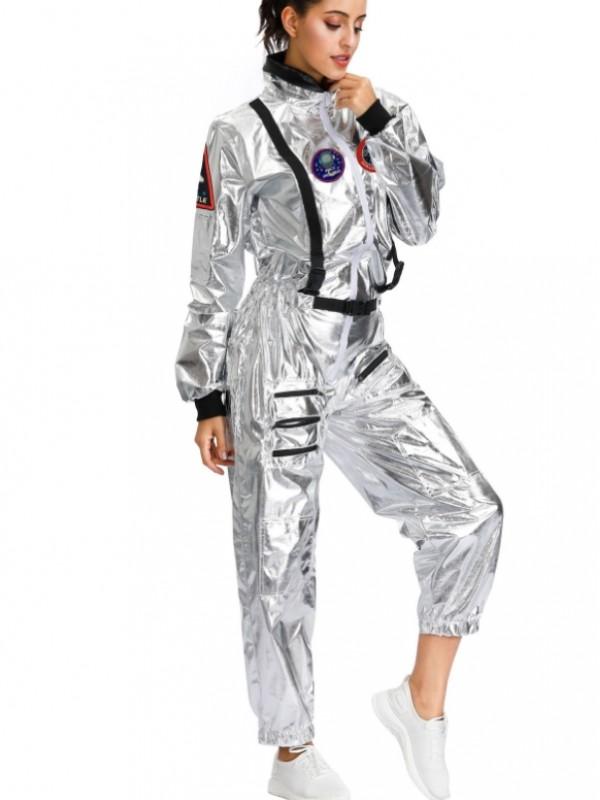 Halloween Astronaut Costume Spacesuit For Women And Men