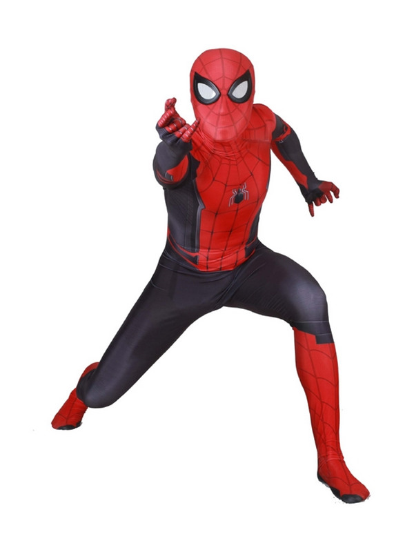 Halloween Spider-Man Far From Home Cosplay Costume Marvel Cosplay Costume