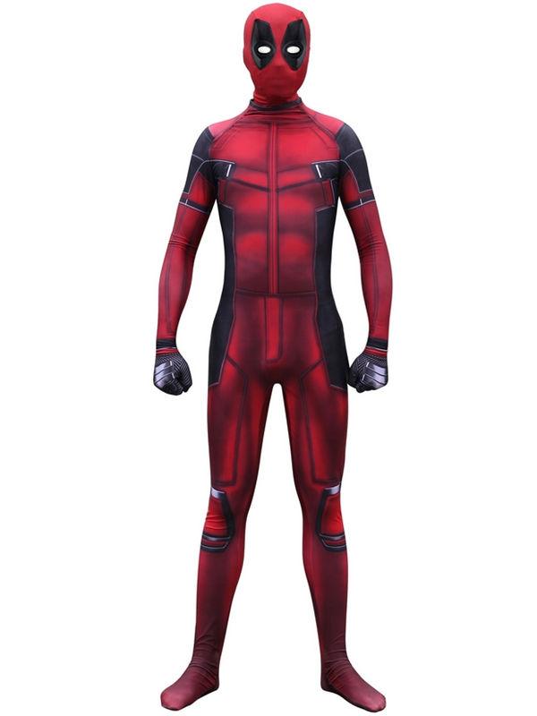 Deadpool 2 Cosplay Costume Marvel Cosplay Costume
