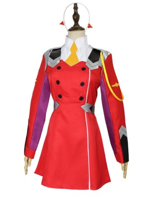 DARLING in the FRANXX ZERO TWO Cosplay Costume Anime Cosplay Costume
