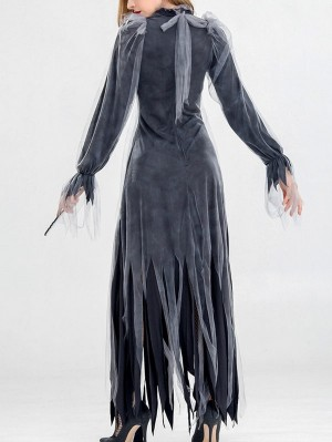 Halloween Party Dress Vampire Devil Cosplay Costume