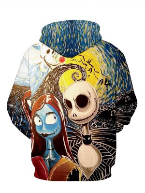 The Nightmare Before Christmas Halloween Hoodie