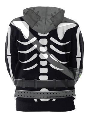 Casual Pullover 3D COS Print Halloween Hoodie